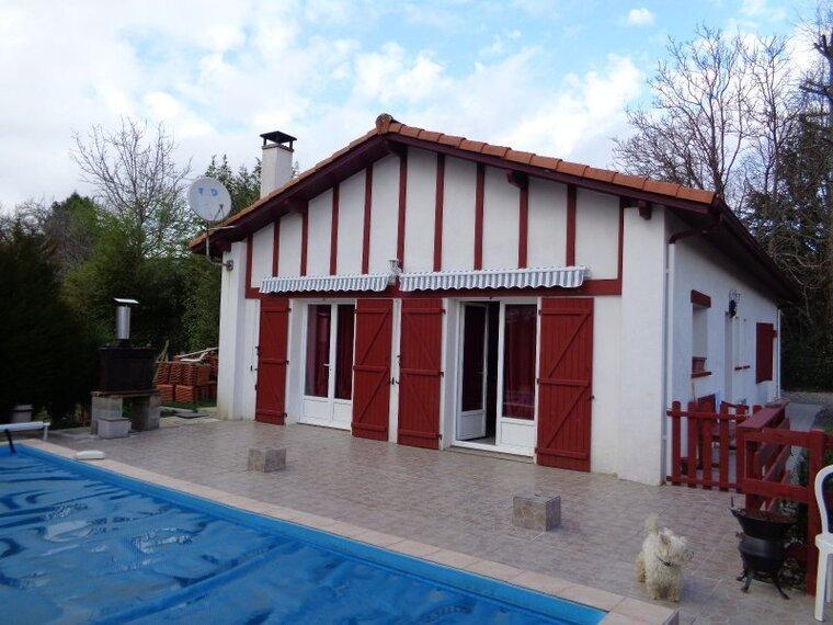 Vente Maison 4 pièces 100m² Saint-Pée-sur-Nivelle (64310) - photo