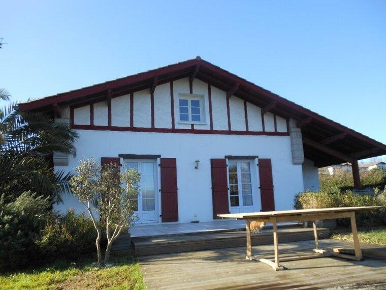 Vente Maison 6 pièces 175m² Saint-Pée-sur-Nivelle (64310) - photo