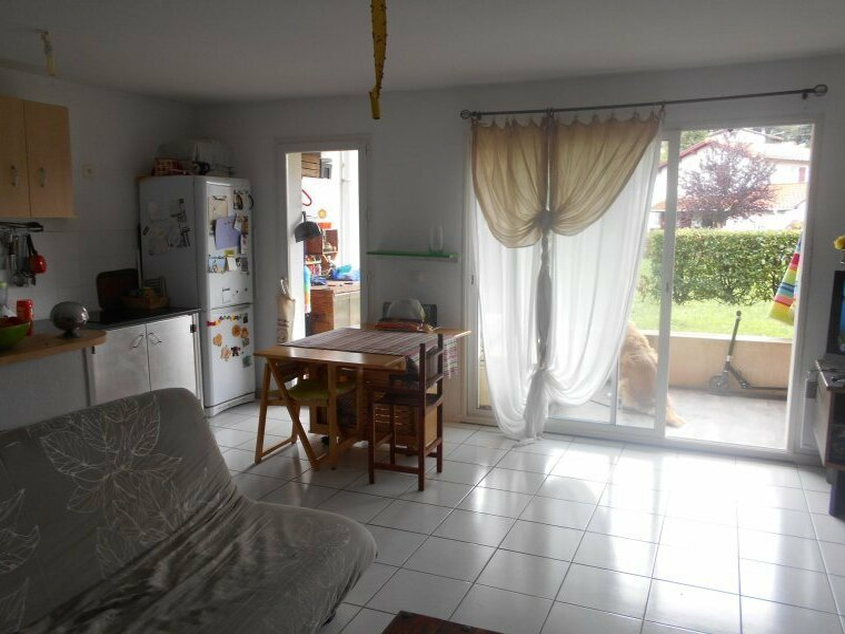 Vente Appartement 3 pièces 62m² Saint-Pée-sur-Nivelle (64310) - photo