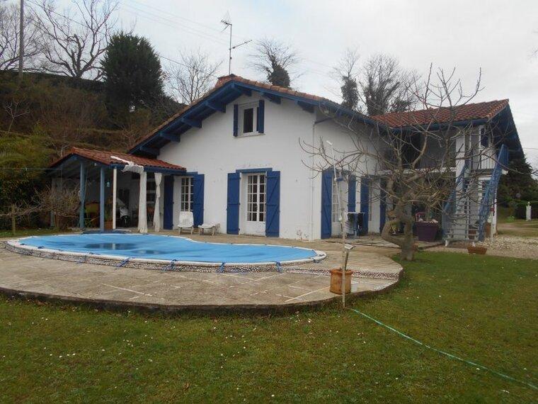 Vente Maison 7 pièces 160m² Urrugne (64122) - photo