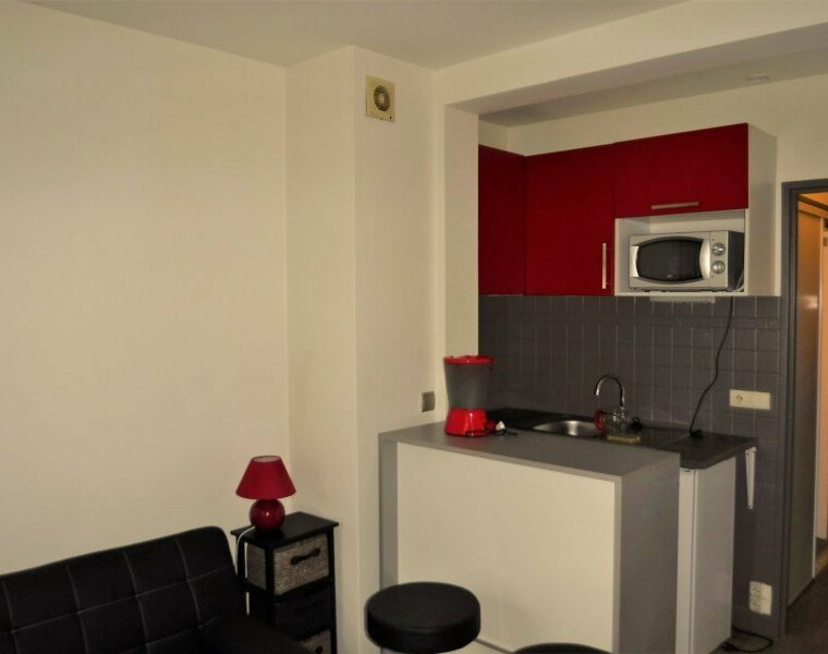 Location Appartement 1 pièce 16m² Bayonne (64100) - photo
