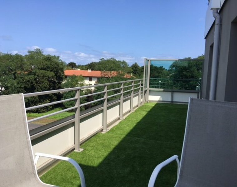 Vente Appartement 3 pièces 63m² Anglet (64600) - photo