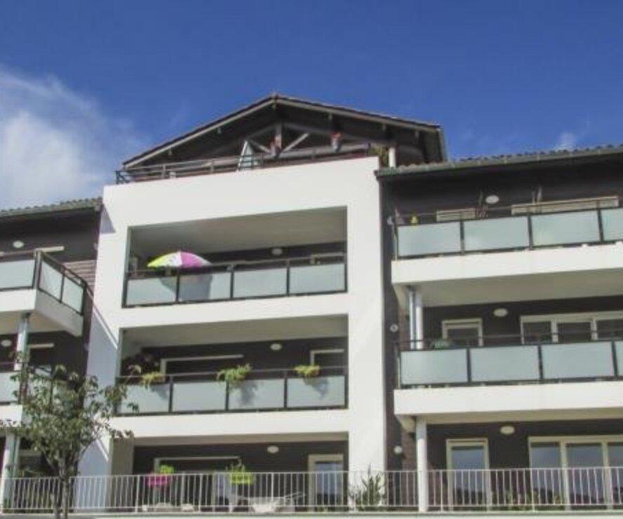 Location Appartement 2 pièces 42m² Saint-Pée-sur-Nivelle (64310) - photo