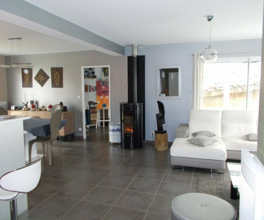 Vente Maison 5 pièces 155m² Bassussarry (64200) - photo