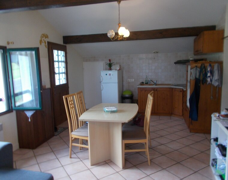 Vente Appartement 3 pièces 60m² st pee sur nivelle - photo
