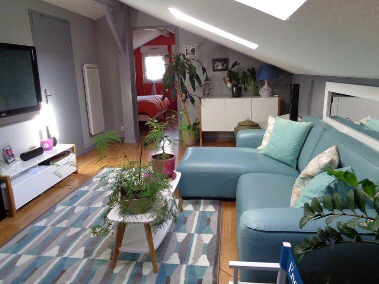 Vente Appartement 4 pièces 79m² Saint-Pée-sur-Nivelle (64310) - photo