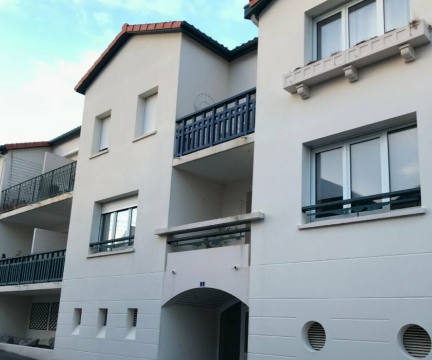 Location Appartement 2 pièces 46m² Biarritz (64200) - photo