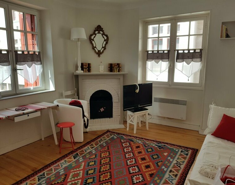 Vente Appartement 2 pièces 33m² Saint-Jean-de-Luz (64500) - photo