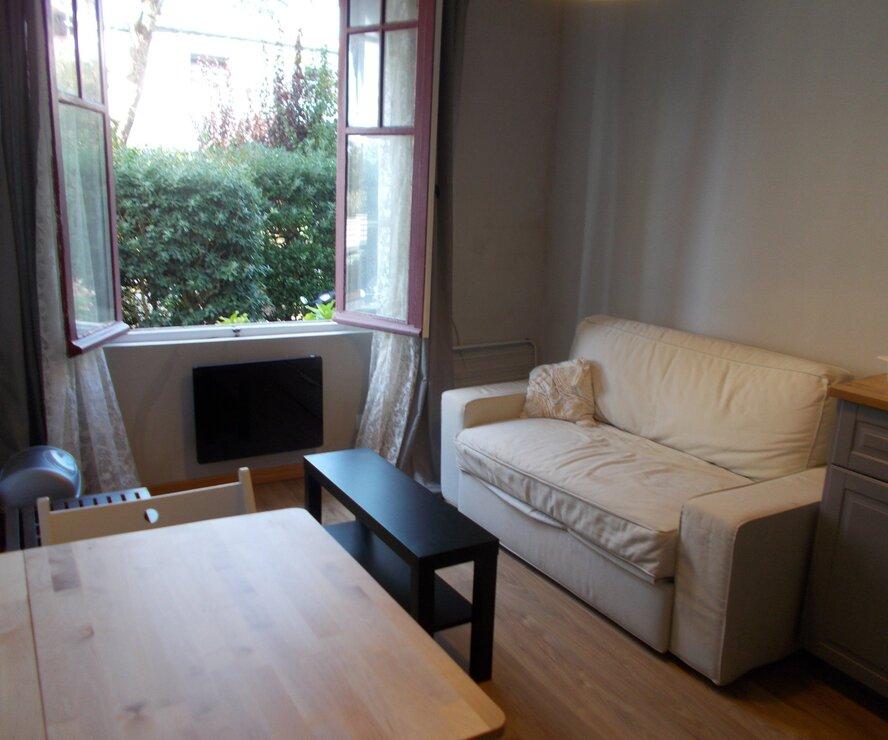 Location Appartement 2 pièces 28m² Hendaye (64700) - photo