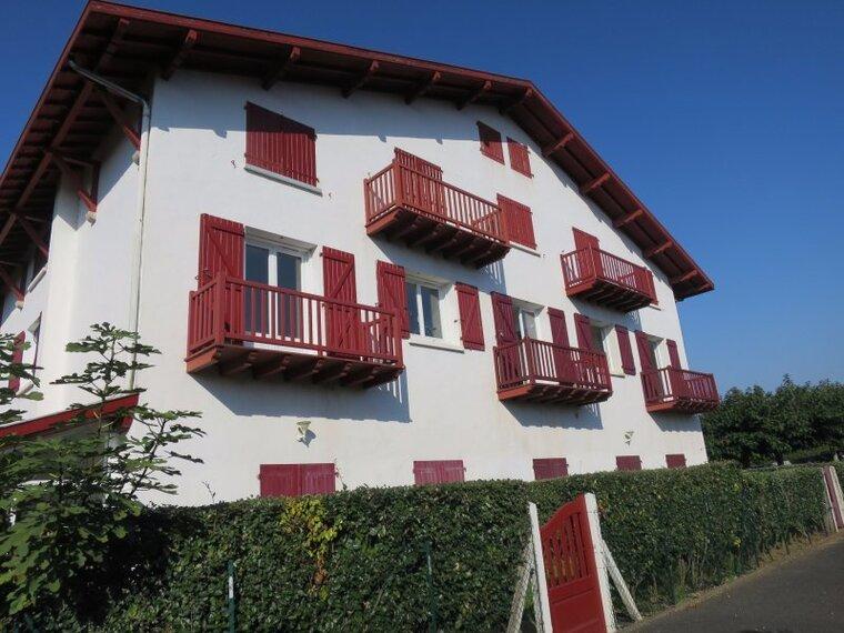 Vente Appartement 2 pièces 40m² Saint-Pée-sur-Nivelle (64310) - photo