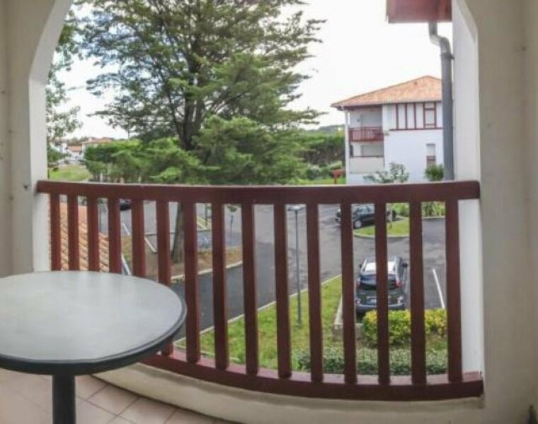Location Appartement 1 pièce 24m² Saint-Jean-de-Luz (64500) - photo