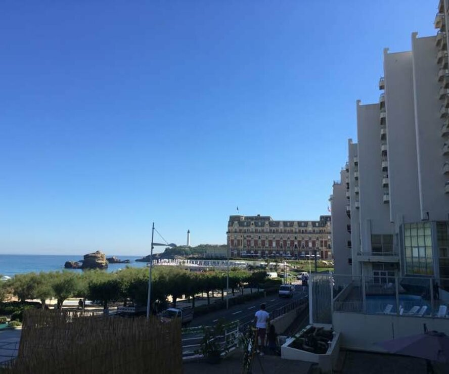 Vente Appartement 1 pièce 24m² Biarritz (64200) - photo