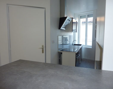 Location Appartement 1 pièce 30m² Saint-Just-Saint-Rambert (42170) - photo