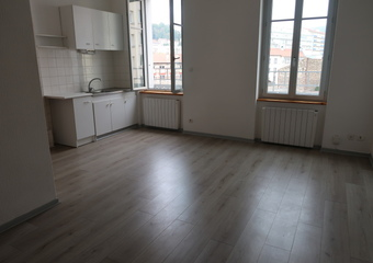 Location Appartement 2 pièces 42m² Saint-Étienne (42100) - Photo 1