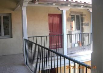 Location Appartement 3 pièces 66m² Saint-Bonnet-le-Château (42380) - photo