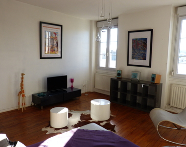 Location Appartement 4 pièces 97m² Saint-Étienne (42000) - photo