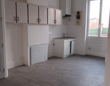 Location Appartement 2 pièces 51m² Firminy (42700) - photo