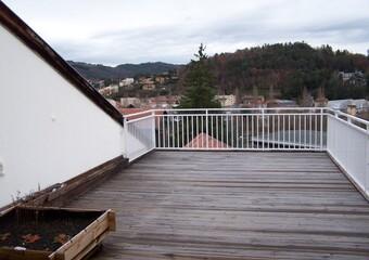 Location Appartement 4 pièces 88m² Fraisses (42490) - Photo 1