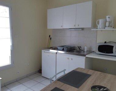 Location Appartement 1 pièce 21m² La Roche-sur-Yon (85000) - photo