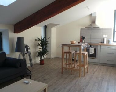 Location Appartement 2 pièces 51m² Saint-Paul-Trois-Châteaux (26130) - photo