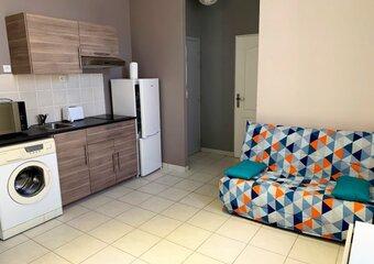 Location Appartement 1 pièce 22m² Saint-Paul-Trois-Châteaux (26130) - photo