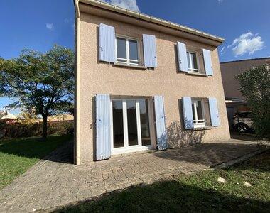 Location Maison 4 pièces 110m² Pierrelatte (26700) - photo