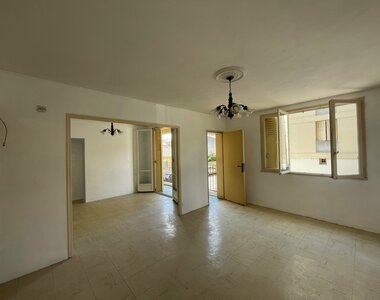 Vente Appartement 3 pièces 71m² st paul trois chateaux - photo