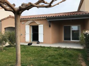 Location Maison 3 pièces 85m² Montélimar (26200) - photo