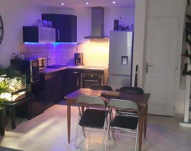 Location Maison 3 pièces 61m² Pierrelatte (26700) - photo