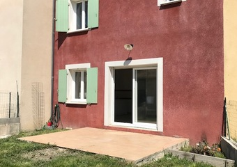 Location Maison 3 pièces 75m² Cruas (07350) - photo