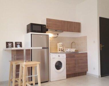 Location Appartement 2 pièces 25m² Saint-Paul-Trois-Châteaux (26130) - photo