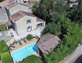Vente Maison 7 pièces 185m² Saint-Paul-Trois-Châteaux (26130) - Photo 1