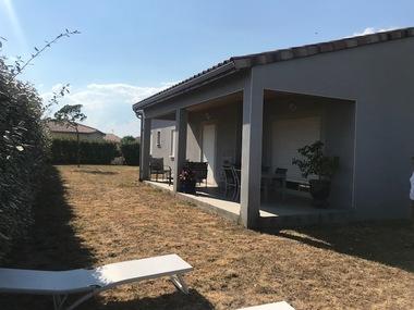 Location Maison 5 pièces 110m² Donzère (26290) - photo