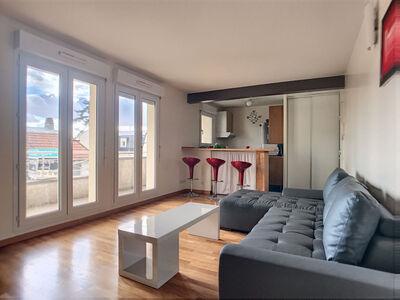 Vente Appartement 2 pièces 45m² Boissy-Saint-Léger (94470) - Photo 2