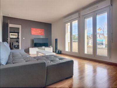 Vente Appartement 2 pièces 45m² Boissy-Saint-Léger (94470) - Photo 1