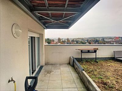 Vente Appartement 2 pièces 46m² Limeil-Brévannes (94450) - photo