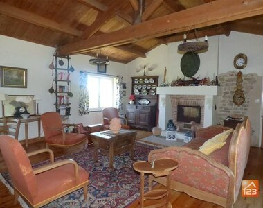 Vente Maison 7 pièces 200m² Saint-Vincent-sur-Jard (85520) - photo