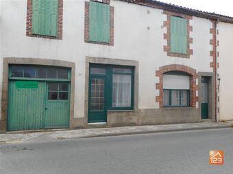 Vente Maison 5 pièces 118m² Saint-André-Goule-d'Oie (85250) - Photo 1