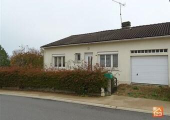 Vente Maison 4 pièces 74m² Montournais (85700) - photo