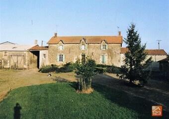 Vente Maison 8 pièces 213m² Monsireigne (85110) - photo