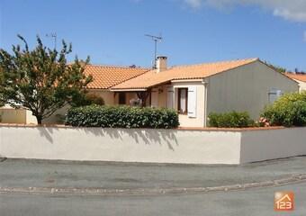 Vente Maison 4 pièces 92m² L' Aiguillon-sur-Mer (85460) - photo