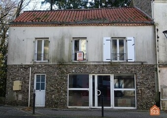 Vente Immeuble 52m² Pouzauges (85700) - photo