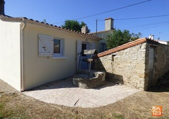 Sale House 3 rooms 55m² Jard-sur-Mer (85520) - Photo 1