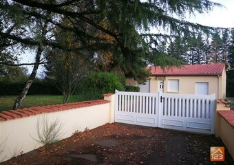Vente Maison 5 pièces 122m² Le Givre (85540) - photo