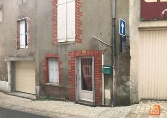 Vente Maison 3 pièces 52m² Montournais (85700) - photo