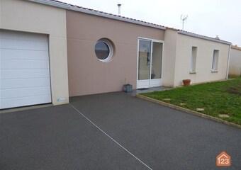 Vente Maison 5 pièces 105m² Saint-Vincent-sur-Jard (85520) - Photo 1