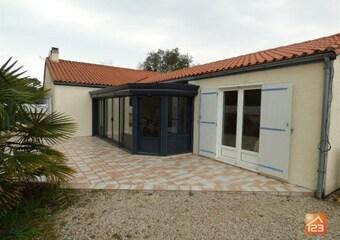 Vente Maison 4 pièces 95m² Saint-Vincent-sur-Jard (85520) - photo
