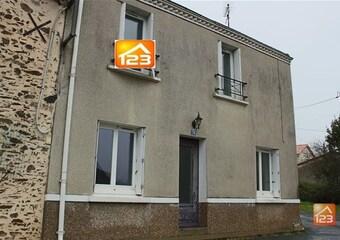 Vente Maison 5 pièces 106m² Chauché (85140) - photo