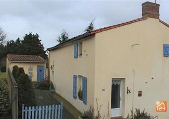 Vente Maison 4 pièces 102m² L' Oie (85140) - photo