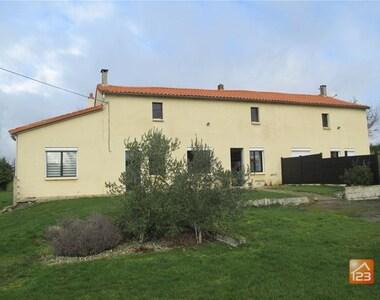 Vente Maison 6 pièces 250m² Saint-Mesmin (85700) - photo